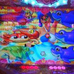 海物語♪パチンコ実践!金の魚群 激アツ信頼度とボーダー
